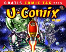 Wie gefällt Euch das neue U-Comix?