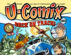 Pressemeldung: U-Comix kehrt zurück