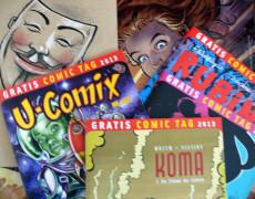 Das war der Gratis Comic Tag 2013