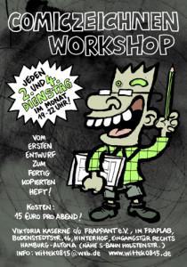 ComicWorkshop_Wittek_Anzeigeklein