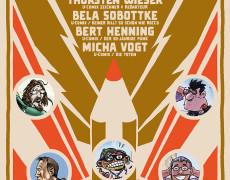U-Comix Signieraktion auf der Comicinvasion Berlin