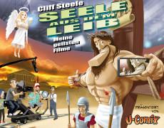 """Cliff Steele Sammelband """"Seele aus dem Leib"""" von Christian Scharfenberg"""