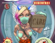 Gratis U-Comix Care-Paket